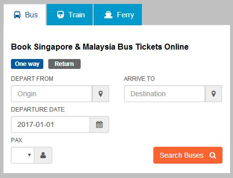 Bus Asia Biaramas Express Online Tiket