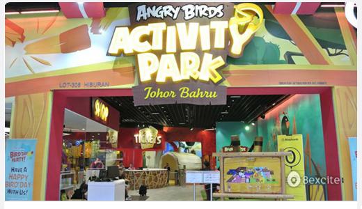 Angry Bird Johor Bahru