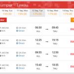 Harga Tiket Air Asia Dari Kuala Lumpur Ke Tawau