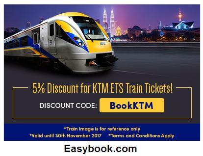 ETS KTM Diskaun 5%