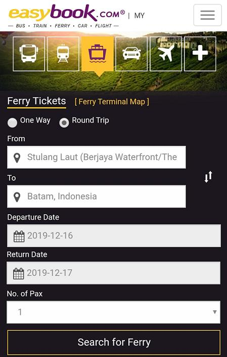 ferry jb to batam